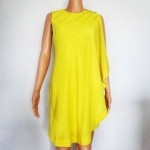 NWT Ted Baker one sided draped tunic